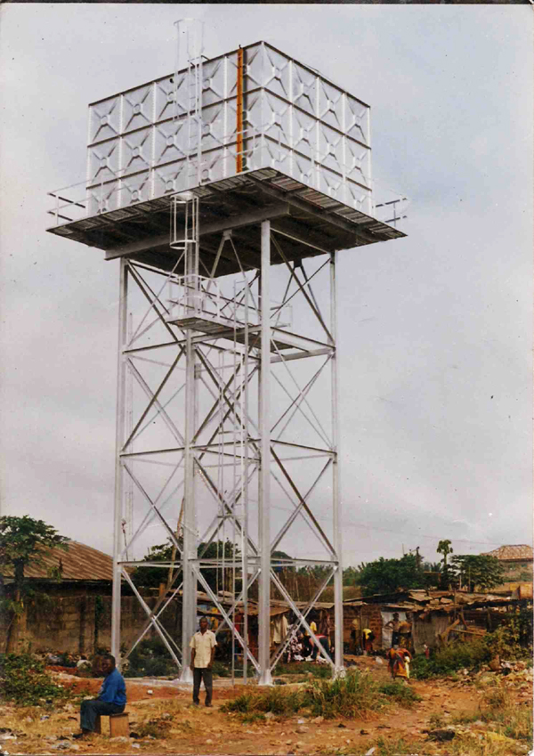 water tank,elevated watertank,steel structure water tank,stainless